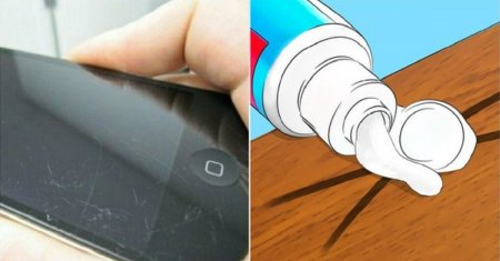 Как убрать царапины с телефона