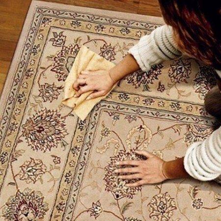 Самодельное эффективное средство для мытья ковров