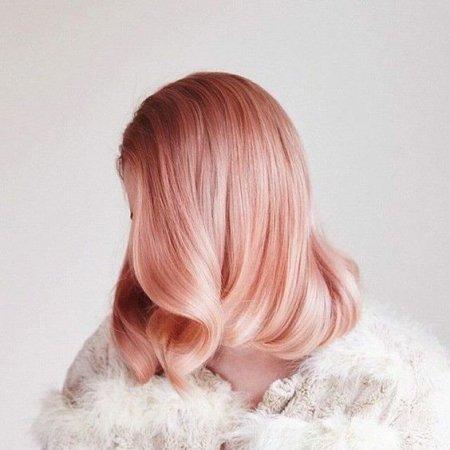 Модные цвета волос 2016-2017