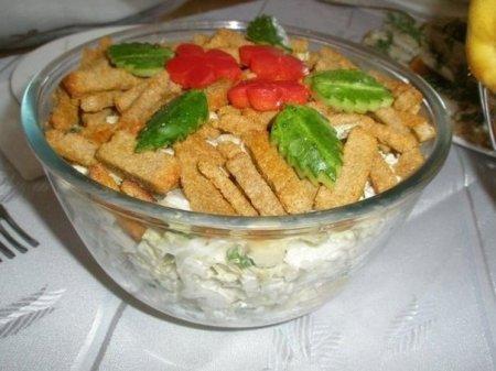 Салат «Обалденный»