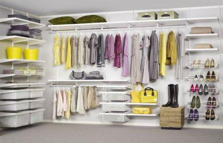Как правильно оборудовать эргономичную и удобную гардеробную