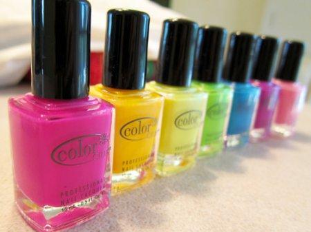 Ваш цвет лака для ногтей по знаку Зодиака