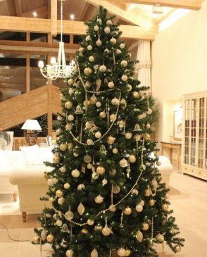 Как сохранить новогоднюю ёлку
