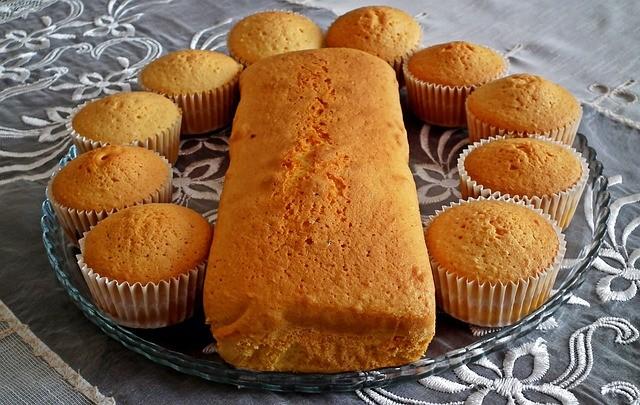Как приготовить кексы в формочках