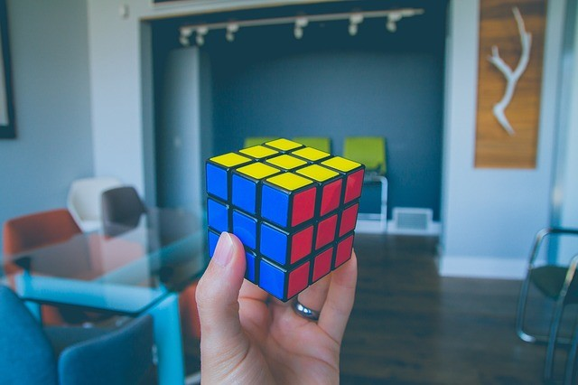 Как собрать кубик рубика быстро и правильно